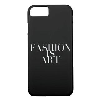 Funda Para iPhone 8/7 La moda es caja del teléfono del arte