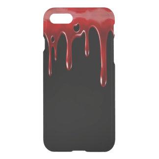 Funda Para iPhone 8/7 La sangre de Falln gotea negro