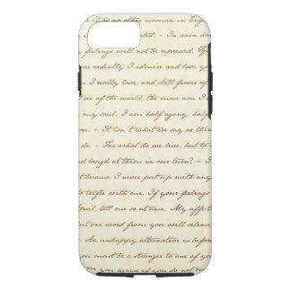 Funda Para iPhone 8/7 Las citas del mejor de Jane Austen