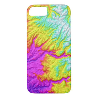 Funda Para iPhone 8/7 Lazo abstracto de California de las variaciones