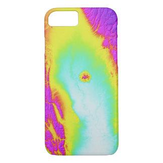 Funda Para iPhone 8/7 Lazo abstracto de California de las variaciones