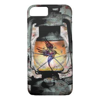 Funda Para iPhone 8/7 Linterna gótica del colibrí
