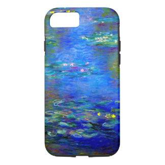Funda Para iPhone 8/7 Lirios de agua de Monet v4