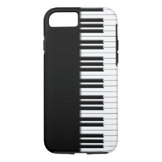 Funda Para iPhone 8/7 Llaves de teclado de piano