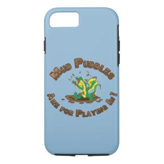 Funda Para iPhone 8/7 ¡Los charcos de fango están para jugar adentro!