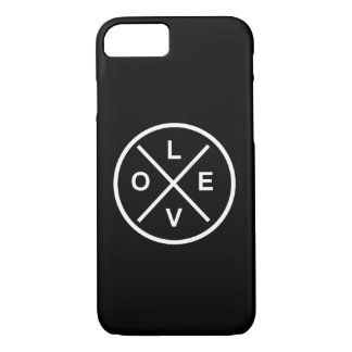 Funda Para iPhone 8/7 Love Handyhülle