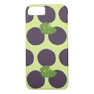 Funda Para iPhone 8/7 Lunares de la uva