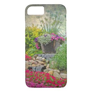 Funda Para iPhone 8/7 maceta en jardín