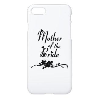 Funda Para iPhone 8/7 Madre clásica de la novia