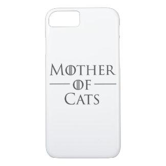 Funda Para iPhone 8/7 Madre de gatos