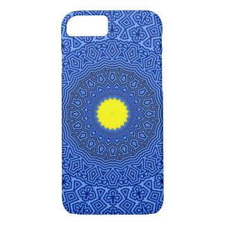 Funda Para iPhone 8/7 ¡Mandala del caleidoscopio en la EDICIÓN LIMITADA