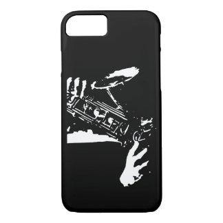 Funda Para iPhone 8/7 Manos del saxofón