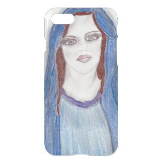 Funda Para iPhone 8/7 Maria en azul