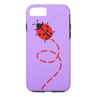 """Funda Para iPhone 8/7 """"Mariquita """""""