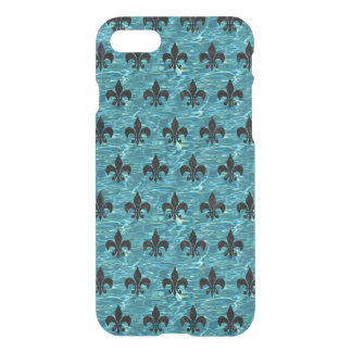 FUNDA PARA iPhone 8/7 MÁRMOL NEGRO ROYAL1 Y AGUA AZULVERDE