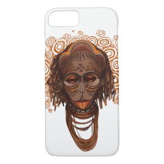 Funda Para iPhone 8/7 Máscara africana