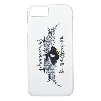 Funda Para iPhone 8/7 Mi hija es mi caja del teléfono del ángel de