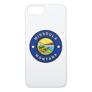Funda Para iPhone 8/7 Missoula Montana