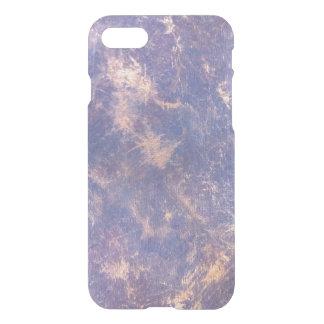 Funda Para iPhone 8/7 Moda púrpura elegante impaciente de la salpicadura