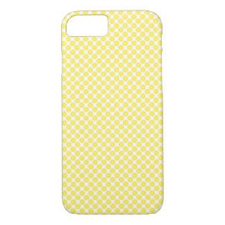 Funda Para iPhone 8/7 Modelo amarillo de la comida de la fruta del limón