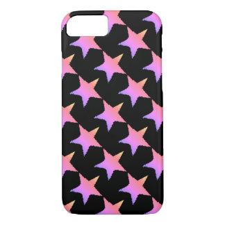 Funda Para iPhone 8/7 Modelo de estrella coloreado caramelo