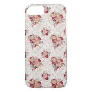 Funda Para iPhone 8/7 Modelo de flores