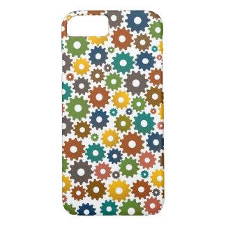 Funda Para iPhone 8/7 Modelo de la máquina de tiempo en colores