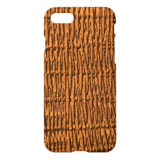 Funda Para iPhone 8/7 modelo de madera de la cesta