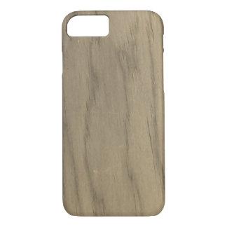 Funda Para iPhone 8/7 Modelo de madera del grano de la sepia