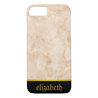 Funda Para iPhone 8/7 modelo de mármol personalizado y falso efecto