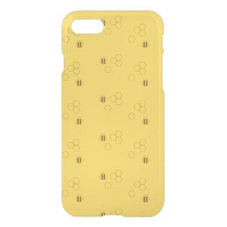 Funda Para iPhone 8/7 Modelo del panal de la abeja