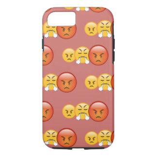 Funda Para iPhone 8/7 Modelo enojado/enojado de Emoji