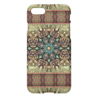 Funda Para iPhone 8/7 Modelo floral étnico abstracto colorido de la