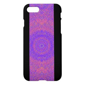 Funda Para iPhone 8/7 Modelo púrpura exótico de la creación del modelo