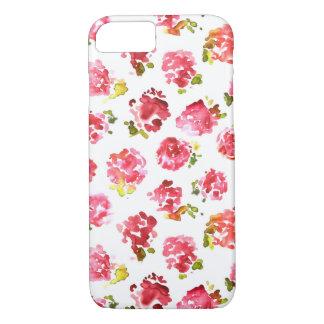 Funda Para iPhone 8/7 Modelo rosado lindo y elegante de los rosas del