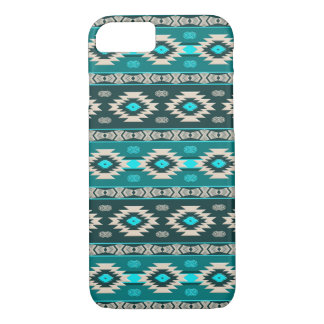 Funda Para iPhone 8/7 Modelo tribal étnico de Navajo al sudoeste