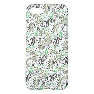 Funda Para iPhone 8/7 Modelo verde de Walang del batik auténtico