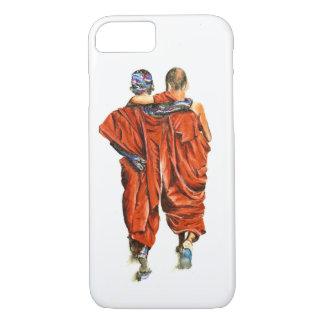 Funda Para iPhone 8/7 Monjes budistas