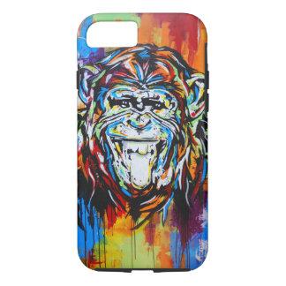Funda Para iPhone 8/7 Mono de la sonrisa