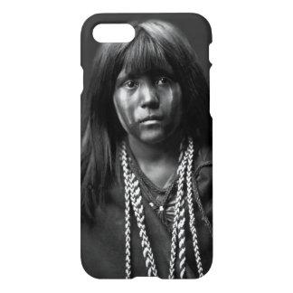 Funda Para iPhone 8/7 Mosa - mujer del Mojave de Edward S. Curtis