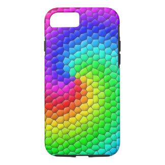 Funda Para iPhone 8/7 Mosaico del arco iris