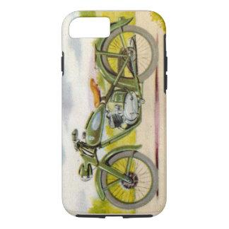 Funda Para iPhone 8/7 Motocicleta del vintage