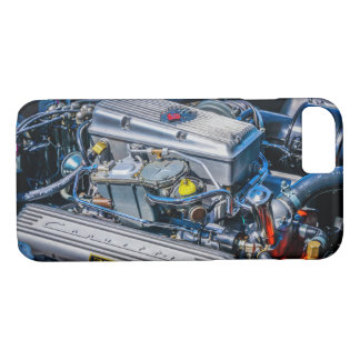 Funda Para iPhone 8/7 Motor inyectado combustible del Corvette