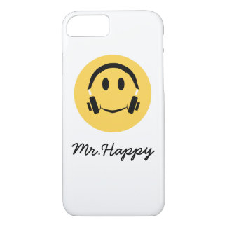 Funda Para iPhone 8/7 Mr.Happy