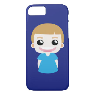 Funda Para iPhone 8/7 Muchacho rechoncho divertido