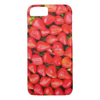 Funda Para iPhone 8/7 ¡Muchas fresas!