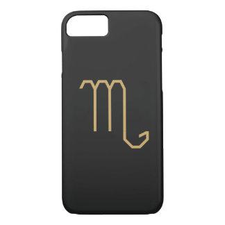 Funda Para iPhone 8/7 Muestra del zodiaco de Scorpius básica