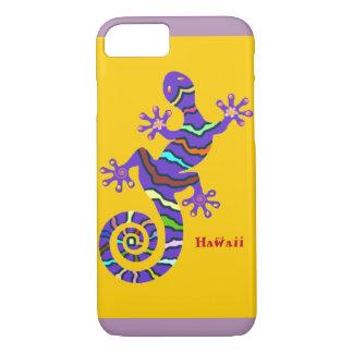 Funda Para iPhone 8/7 Multicolor de Hawaii del Gecko