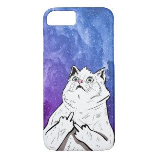 Funda Para iPhone 8/7 mún gato fresco