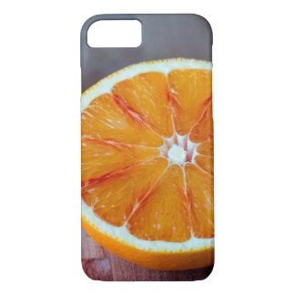 Funda Para iPhone 8/7 Naranja delicioso